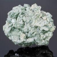 fluorit, kalcit