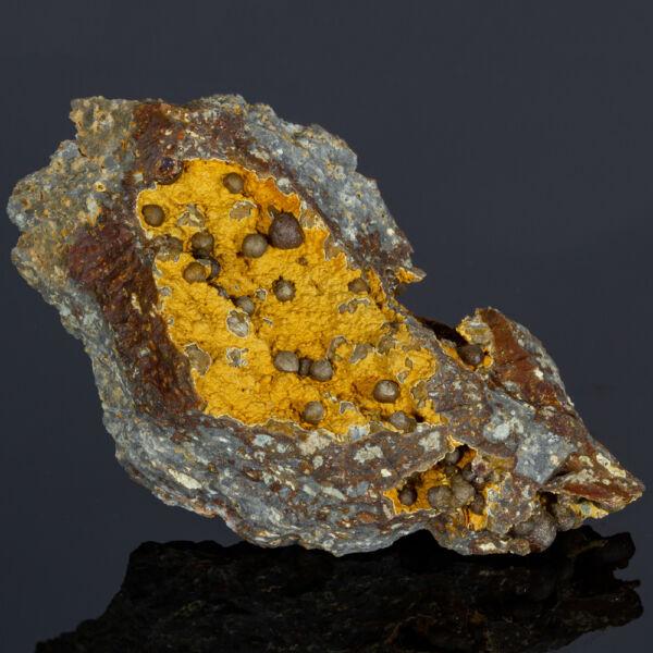 szferosziderit, tridimit