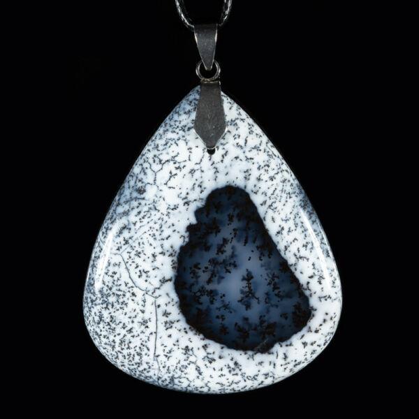 merlinit - dendrites opál